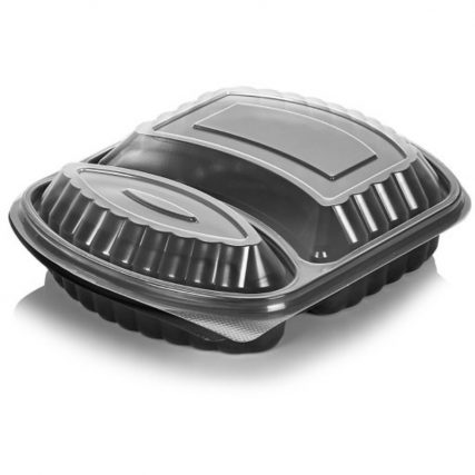 πλαστικό microwave 1100 2θέσιο papabros 1